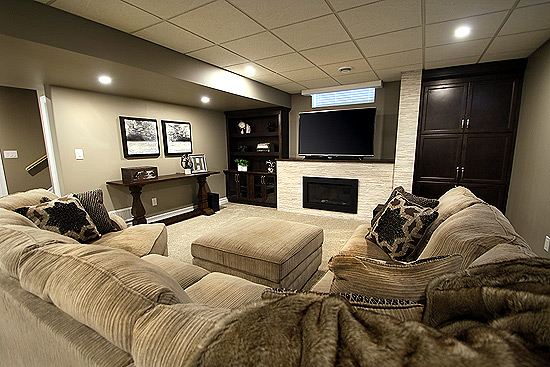 Basement Remodeling In Windsor On Canada Family Home Improvements
